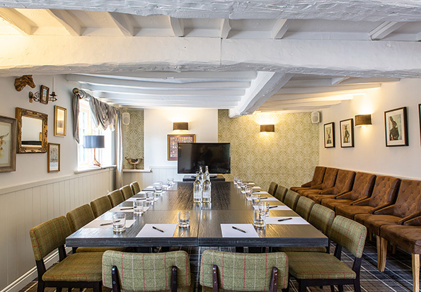 The Royal Oak Meeting Room