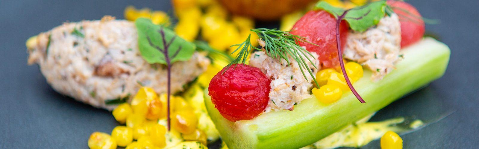 The Royal Oak Food